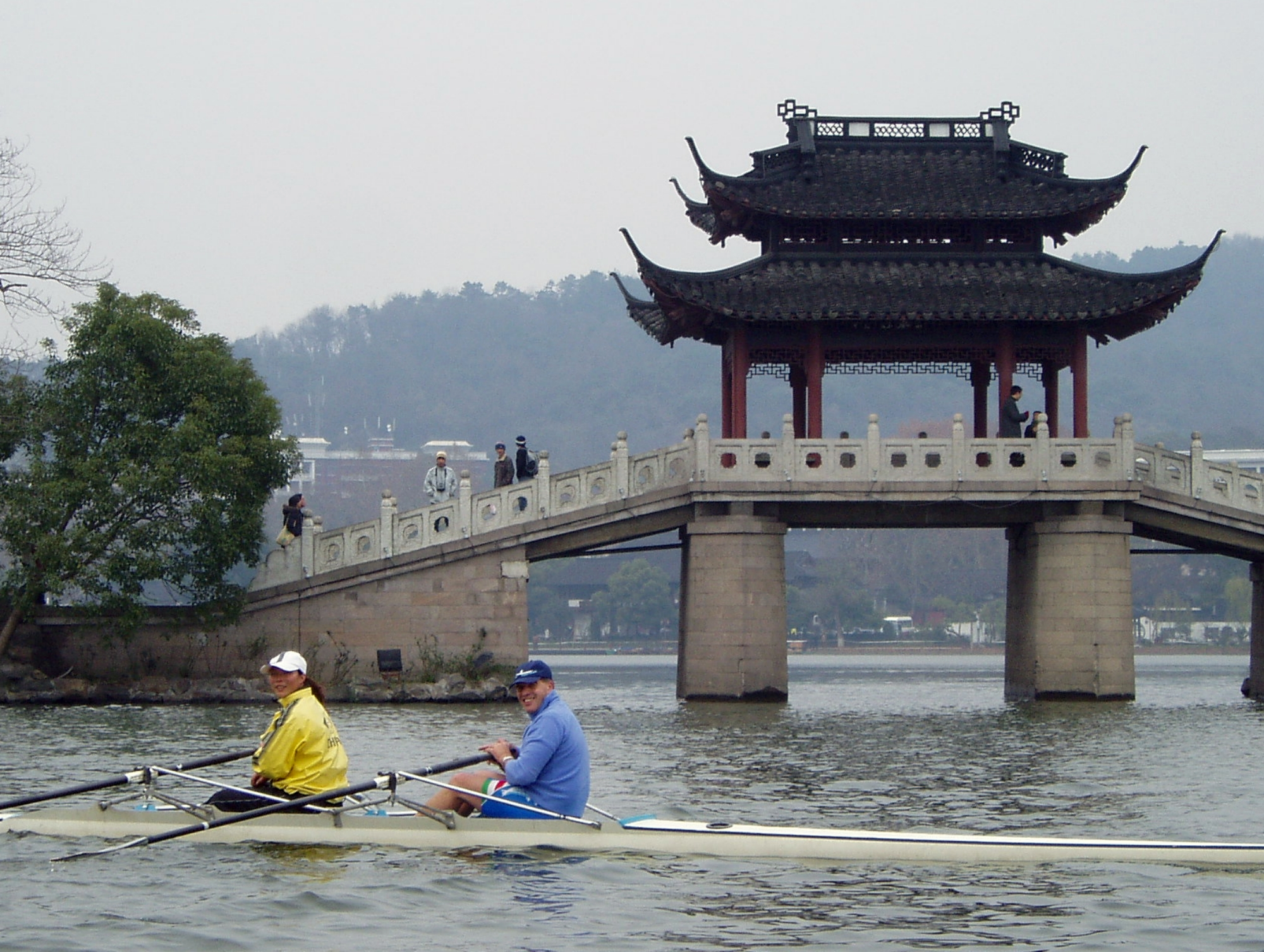 China Tour for Rowers