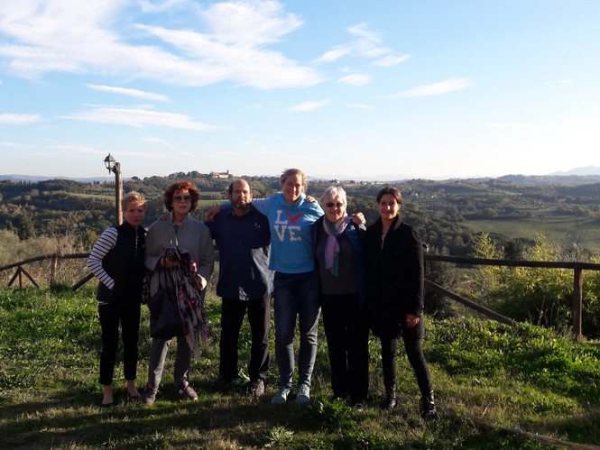 Rowing & Sculling in Tuscany