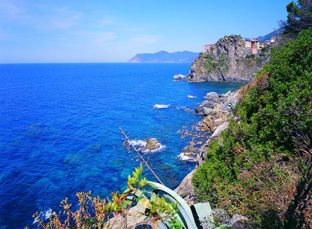 The Cinque Terre Raid