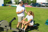 Youth Sculling Camp