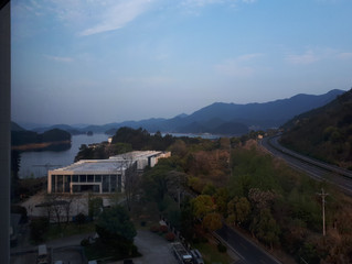 The China Rowing Trip: Part 3