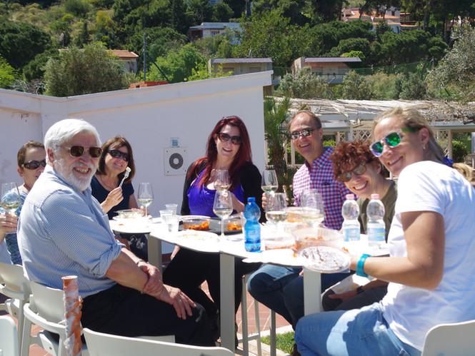 Sicilian Rowing & Foodie Paradise