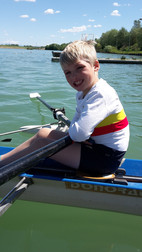 Family Rowing Camp