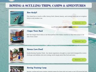 New trip listings!