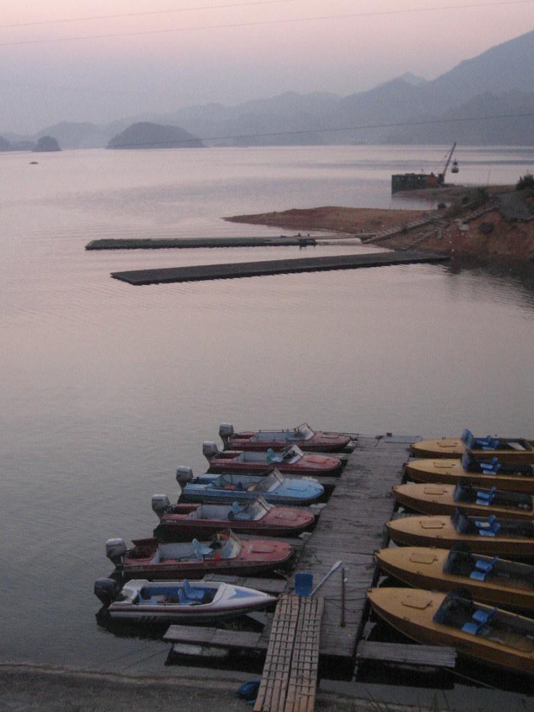centro qiandao hu