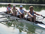 Rowing Training Camp