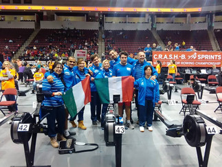 Mondiali & Europei Special Olympics Indoor Rowing