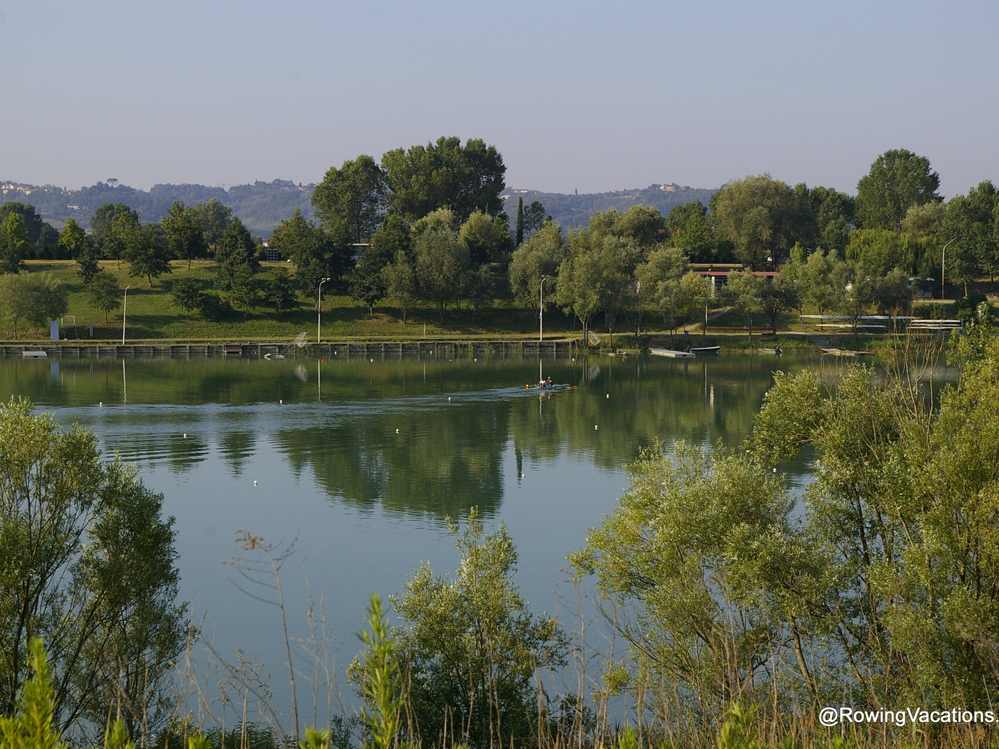 Spring in Tuscany ...for Rowers!