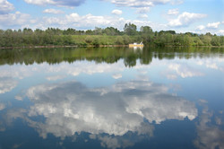 Paesaggio del Lago