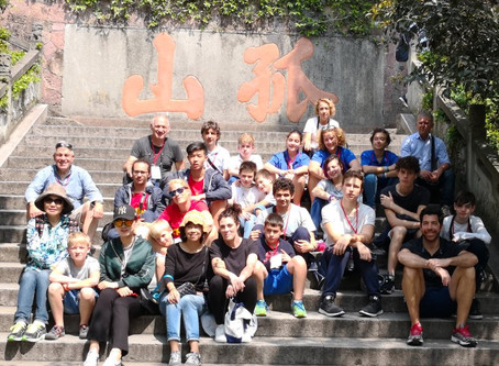 The China Rowing Trip: The Last Part