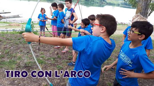 TIRO CON L'ARCO