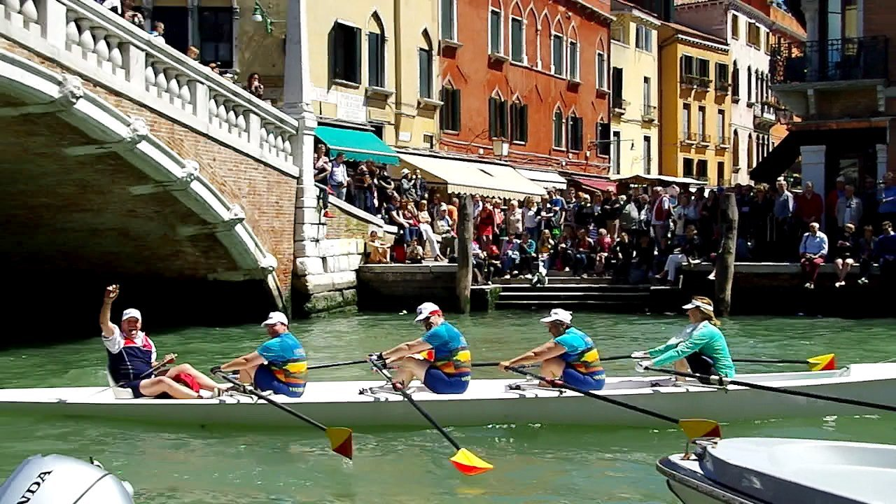 The Vogalonga (Venice)