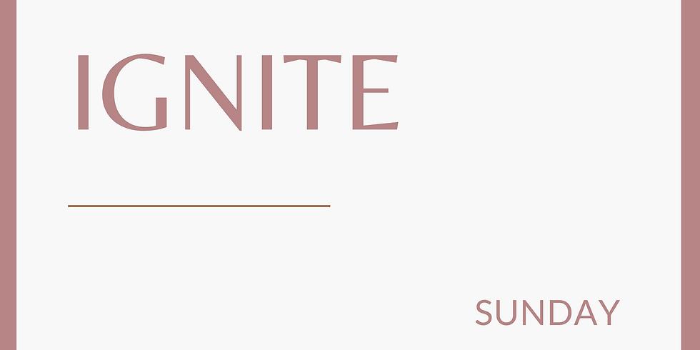 Live(stream) IGNITE!