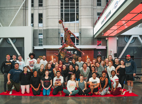Chicago Bulls Workout Sessions - Yoga at the United Center