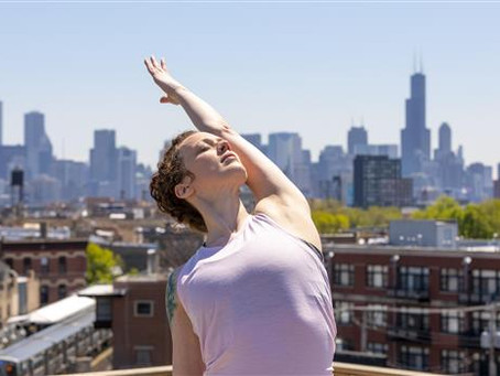 Yoga on the Rooftop at The Robey