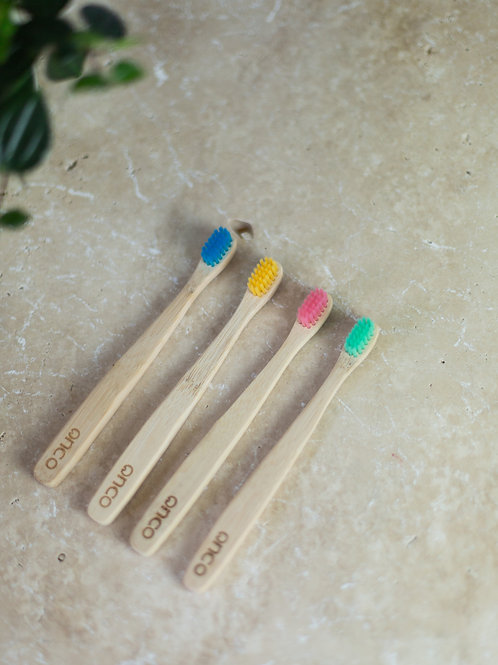 Toddler/Child Bamboo toothbrushes