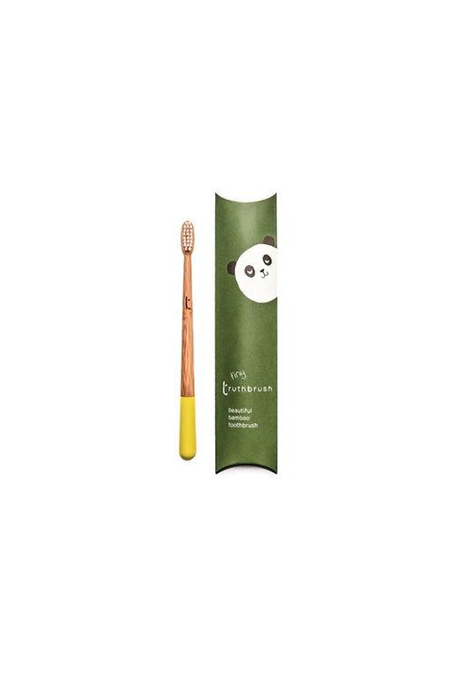 Toddler/Child Bamboo toothbrushes