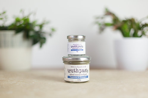 Truthpaste Peppermint & Wintergreen