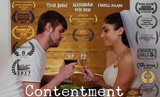 "The end of the festival circuit for ""Contentment"""