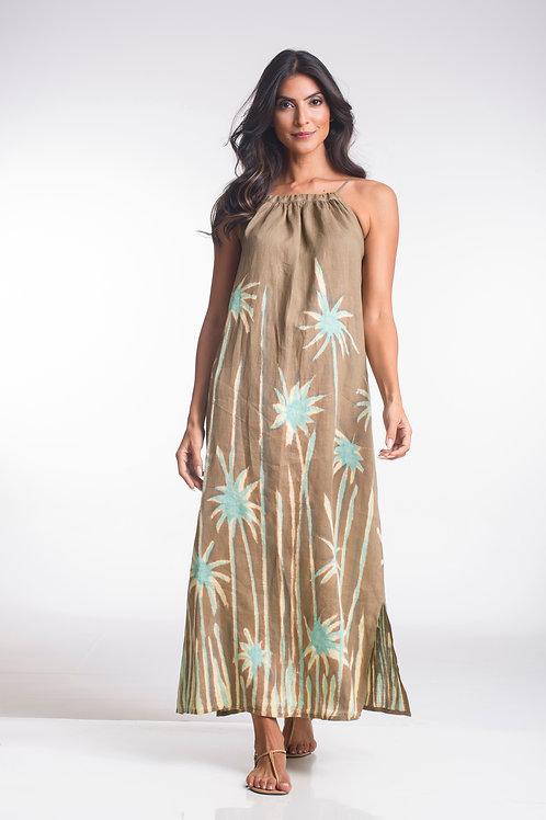 Vestido Sumatra Pintado