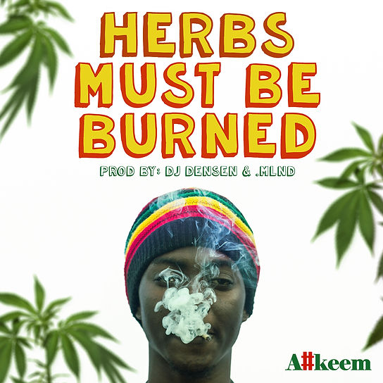 Herbs Must be Burned (cover art) 4000x40