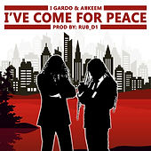 I've come for peace (cover art).jpg