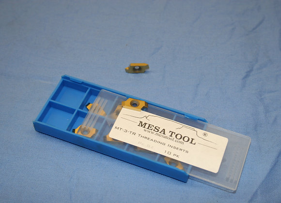 MT-3-TR Threading Inserts (10 pk)