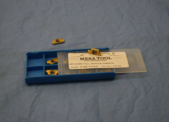 MT-3-RR Carbide Inserts (10 pk)
