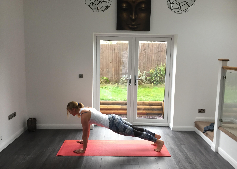 Strength & Spiritual Yoga