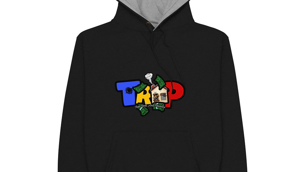 2019 4th Quarter Basic hoodie Trap X Champion (unisex)