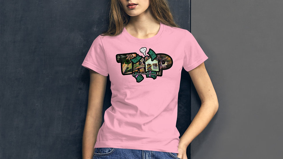 Harvest TRAP Women's short sleeve t-shirt