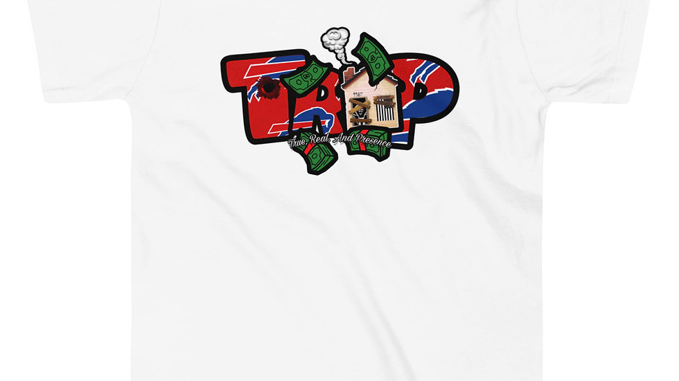Red Bills Trap Tee Toddlers
