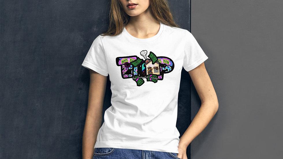 Ms Banks TRAP Women's short sleeve t-shirt