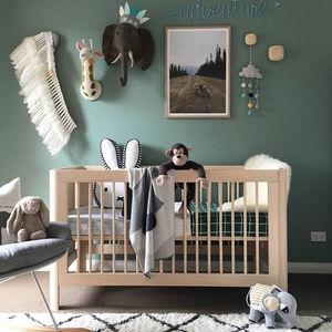 Chambre de bébé: oser sortir des normes!