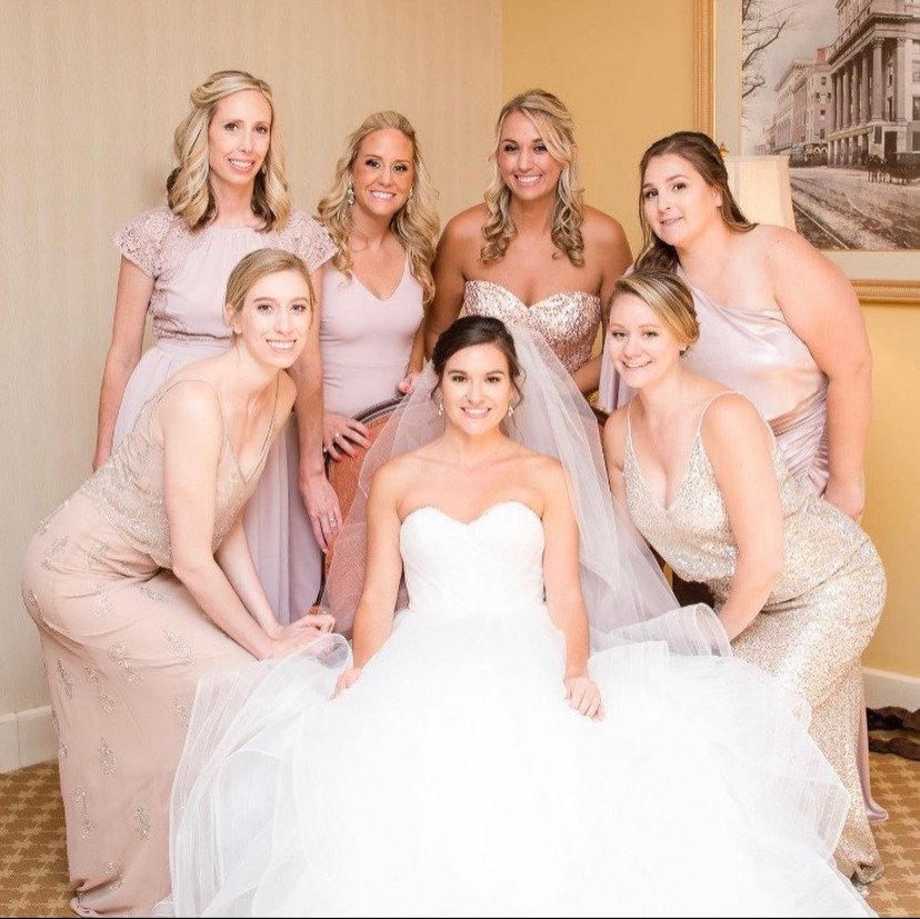 Bridal Services + Bridal Party