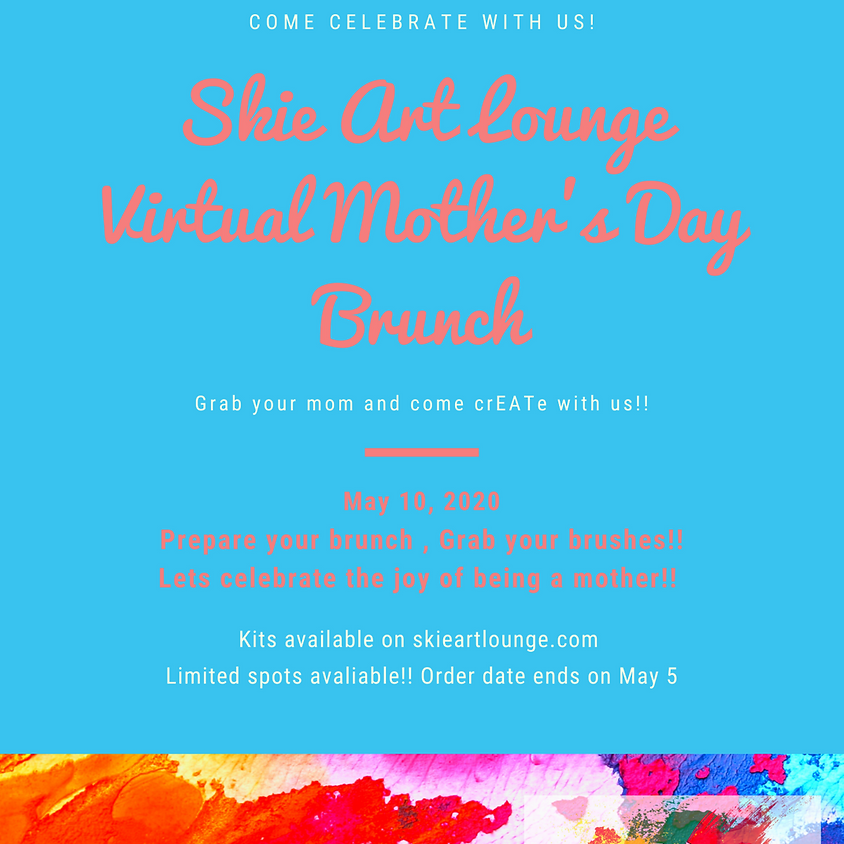 Mother's Day Paint and Brunch