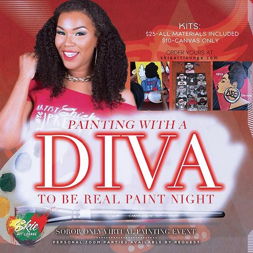 Diva canvas