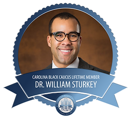 CBC Dr William Sturkey Badge.png