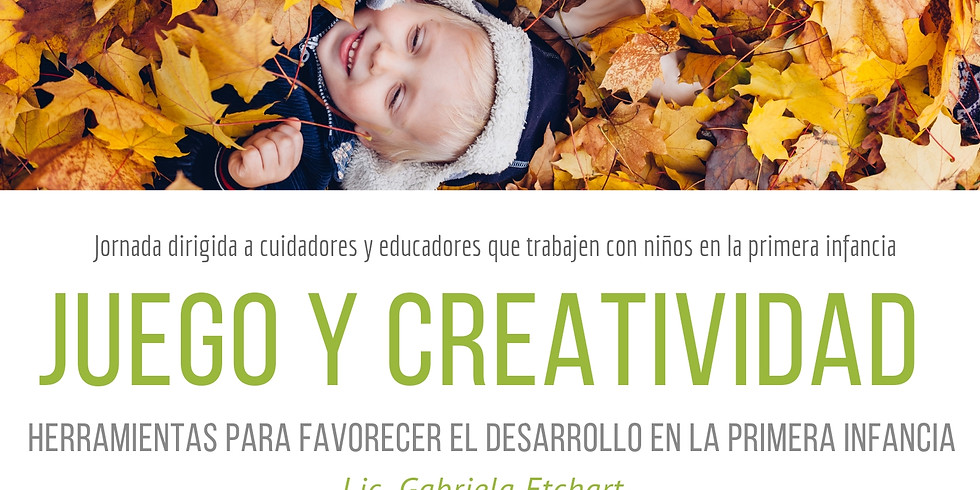 JUEGO Y CREATIVIDAD