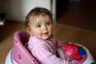 Andadores o Baby walkers: ¿una buena idea?