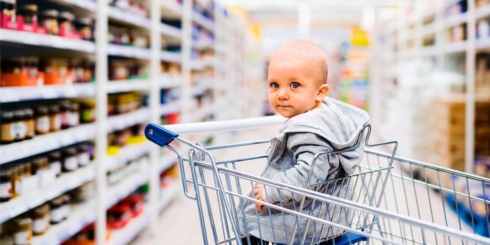 Jornada de sensibilización sobre Código internacional de comercialización de sucedáneos de la leche materna