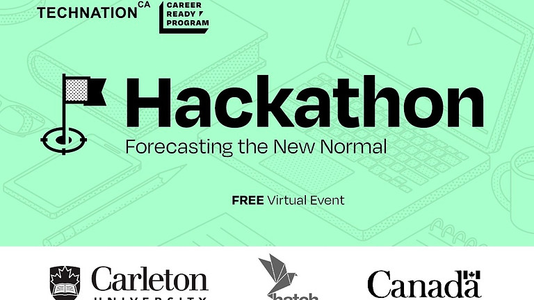 Hackathon: Forecasting the New Normal & the Cloud