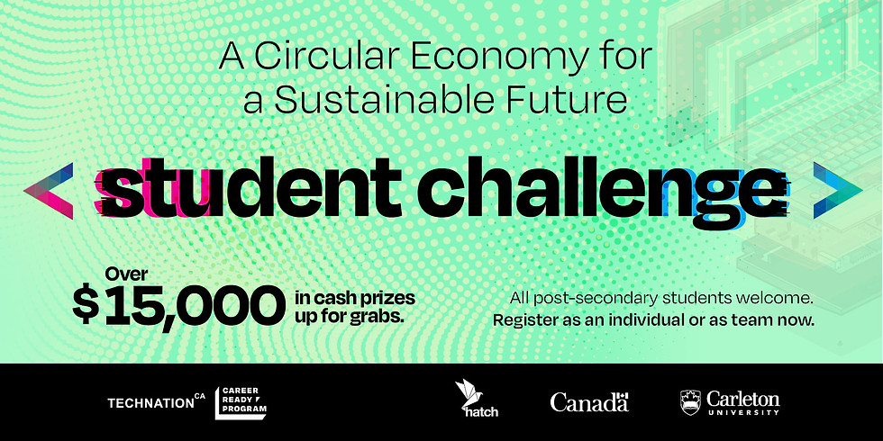 Student Challenge: A Circular Economy for a Sustainable World