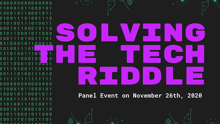 Panel: Solving the Tech Riddle