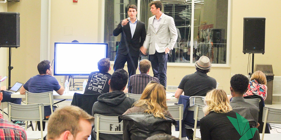 """Pitch Night - """"Pitches and Pitchers"""""""
