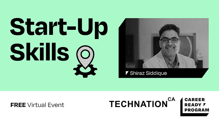 TECHNATION Start-Up Skills Series: Crafting Your Message to Win More Deals