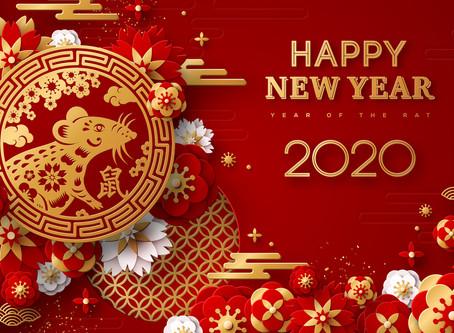 """MS Advisory wünscht Ihnen ein frohes chinesisches neues Jahr und ein erfolgreiches """"Jahr der Ratte""""!"""