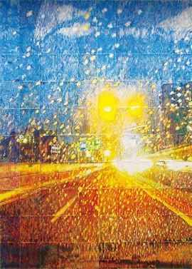 雨が降りだした #3 / It Started to Rain #3