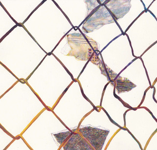 Fence (Drawing) #1