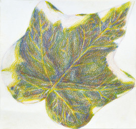 Artificial Plant (Drawing) #5